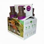 YNJECT Resinoses Pack 4u Aplicació via endoteràpia per a arbres ornamentals i fruiters